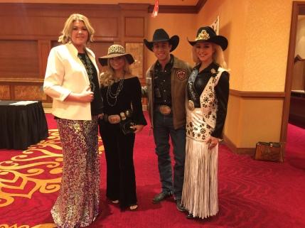 L to R: Me, Alexis Bloomer, Sage Kimzey, MRA 2016 Katherine Merck